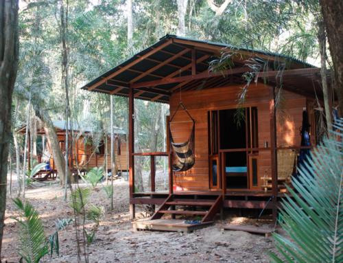 Liten hytte – 28 m2